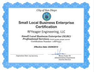 Certificate_for_RFYeager_Engineering_LLC